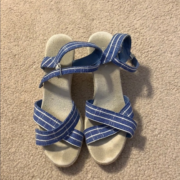 Nautica Shoes - wedges